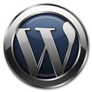 Early WordPress Logo