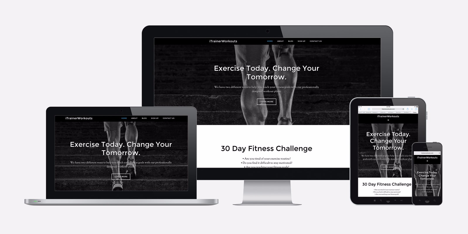 wordpress_portfolio_itrainer_workouts_v2